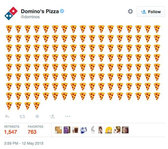 Dominos-Emoji-Campaign