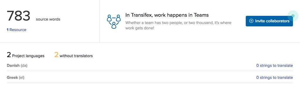 adding new translation collaborators