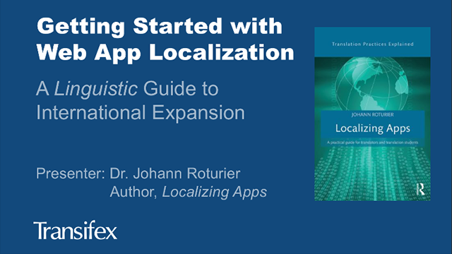 Localizing-Web-Apps