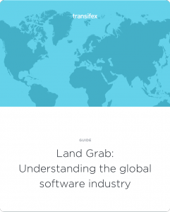 Land Grab: Understanding the Global Software Industry Whitepaper