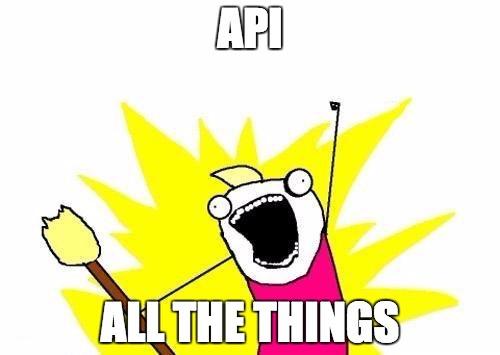 API All the Things