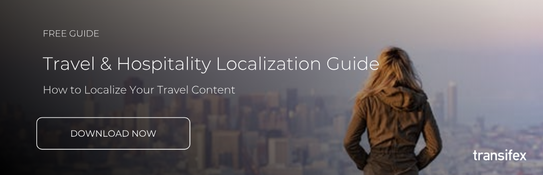 Travel & Hospitality Localization Guide
