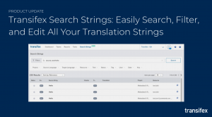 Search Strings